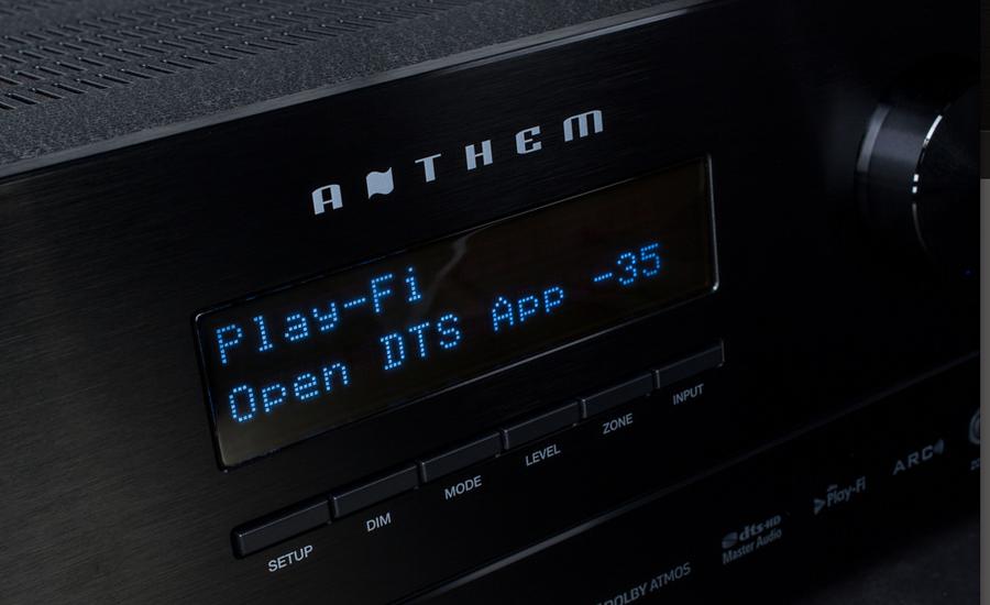 Anthem MRX 720 AV Receiver