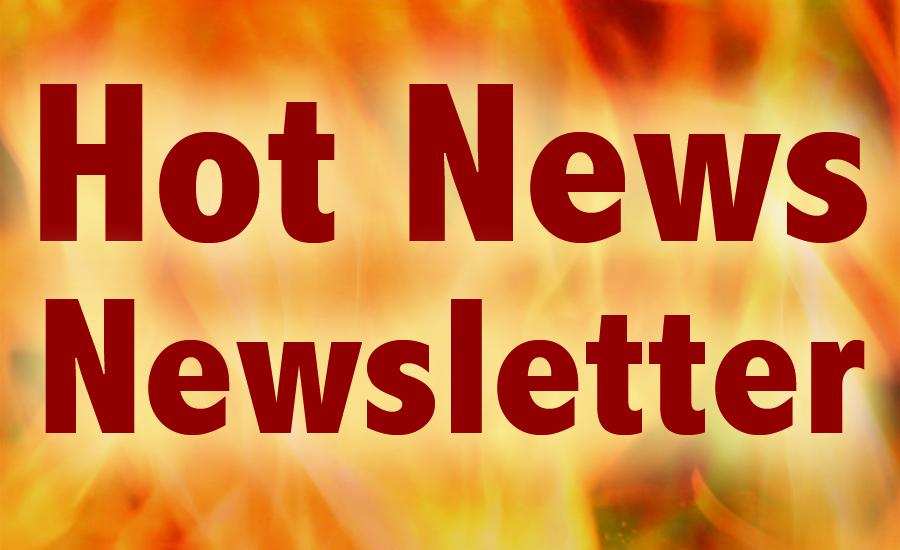 Hot News NewsetterHot News Newsetter
